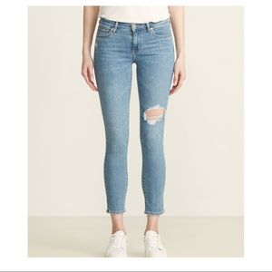 NWT Levi's 711 Skinny Outta Time Jeans